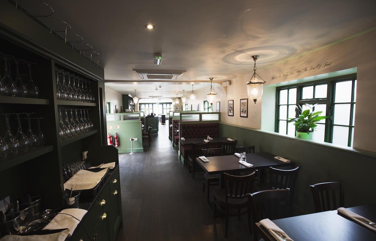 Brettingtons Steak and Lobster House Rochester Kent UK